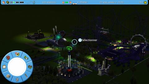 RollerCoaster Tycoon 3 - Complete Edition : un portage Switch à la hauteur ?