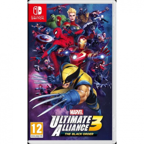 Promo Cdiscount: Marvel Ultimate Alliance 3 Switch à -20%
