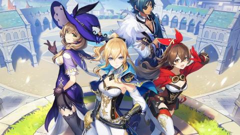 Genshin Impact : Petit aperçu du RPG free-to-play qui fait du bruit ! (Vidéo commentée)