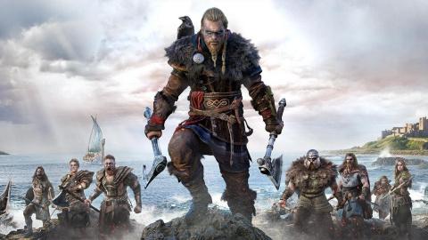 Assassin's Creed Valhalla met son histoire en avant (4K)