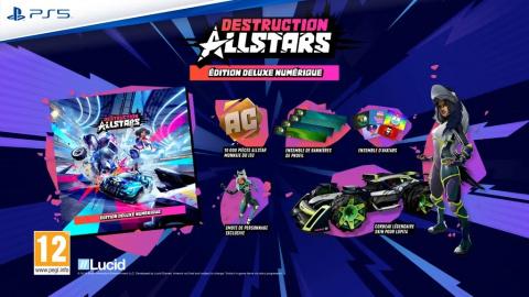Destruction Allstars : de nouveaux détails sur l'exclusivité PS5