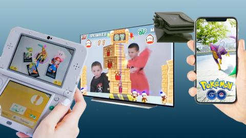 De AR Quake à Mario Kart Live : L'histoire d'amour entre réalité augmentée et JV