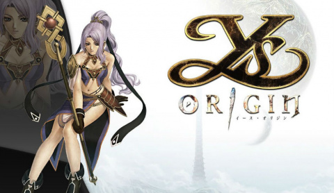Ys Origin sur Switch