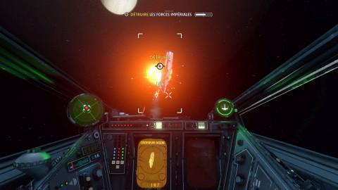 Star Wars Squadrons : Un Shooter spatial à la hauteur du mythe