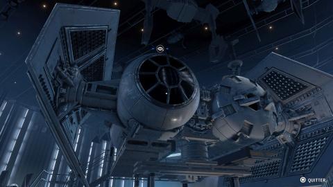 Star Wars Squadrons : équilibrages et nouveaux objets cosmétiques à venir