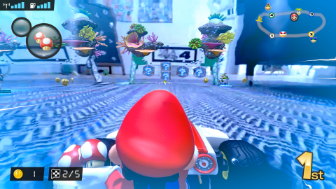 Mario Kart Live : Home Circuit - Un concept excellent, mais encore quelques interrogations