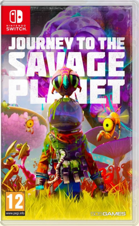 Promo Fnac: Journey To The Savage Planet Switch à -50%