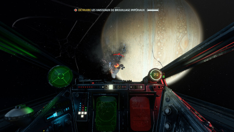 Mission 1 : Former Vanguard