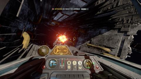 Mission 3 : Traverser les lignes ennemies