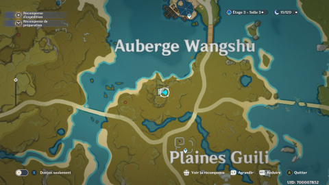 """Genshin Impact, quête """"Le trésor des plaines Guili"""" : la soluce, notre guide"""