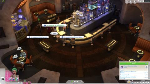 Les Sims 4 : Voyage sur Batuu : l'extension qu'on n'attendait pas