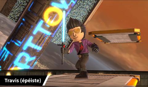 Super Smash Bros. Ultimate : Steve et Alex (Minecraft) présentés en détail