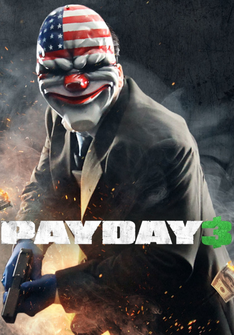 Payday 3 sur PS4