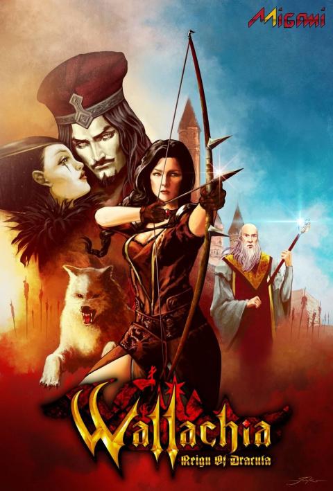 Wallachia : Reign of Dracula