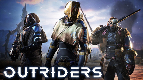 Outriders sur Xbox Series