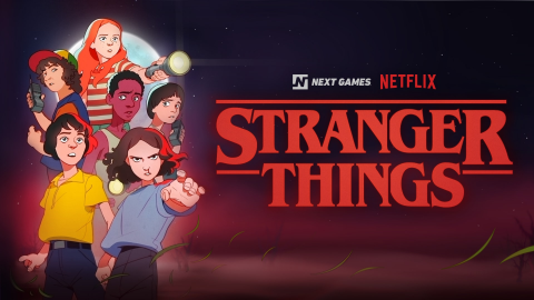 Stranger Things sur Android