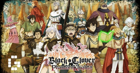 Black Clover : Phantom Knights sur Android