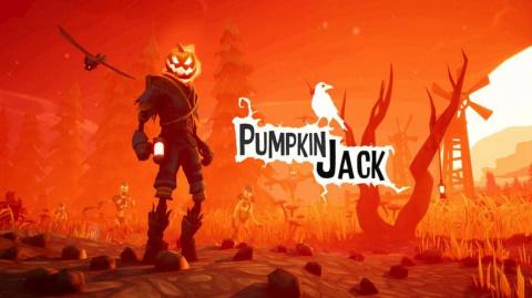 Pumpkin Jack sur Switch