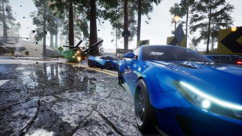 Dangerous Driving 2 sur PS4