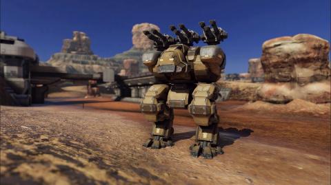 War Robots Remastered sur iOS