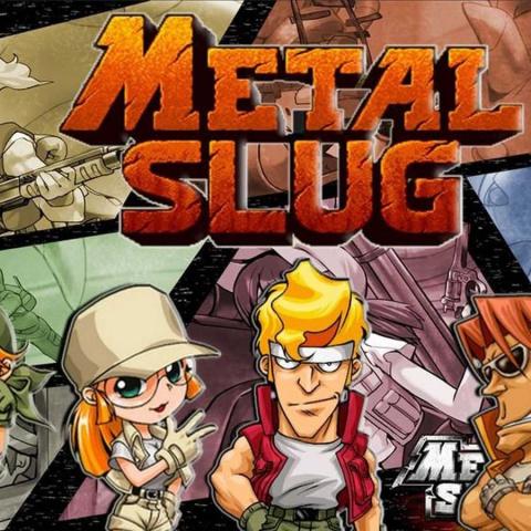 Metal Slug Code : J (titre provisoire) sur Android