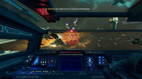 Mission 11 : Nulle part où aller