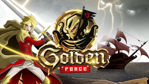 Golden Force sur Switch