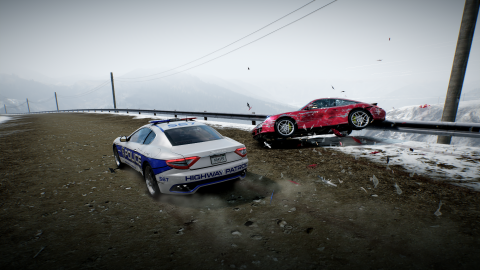 Need for Speed : Hot Pursuit Remastered - Toujours aussi satisfaisant 10 ans après ?