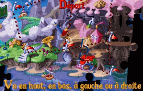 Installer et jouer à Rayman Designer