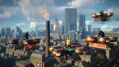 Watch Dogs Legion : Ubisoft date l'arrivée du multijoueur