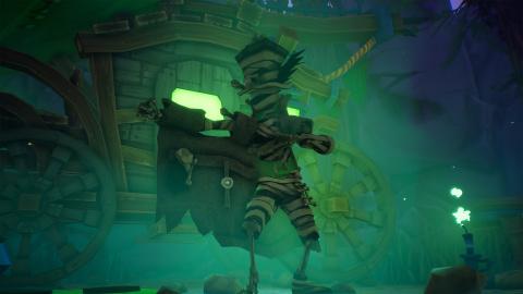 Pumpkin Jack : le jeu de plateformes 3D sortira à temps pour Halloween