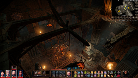 Baldur's Gate III : tour d'horizon des combats