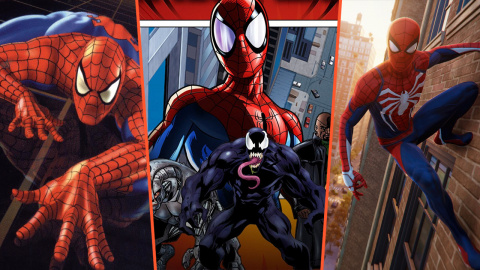 Spider-Man : de 1982 à nos jours, les jeux les plus marquants du tisseur