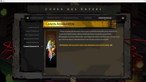 Le Canon Adamantin