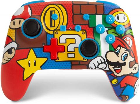 La manette Switch Mario Pop est disponible en précommande