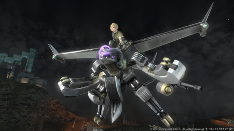 [MàJ] Final Fantasy XIV lancera sa mise à jour 5.35 le 13 octobre