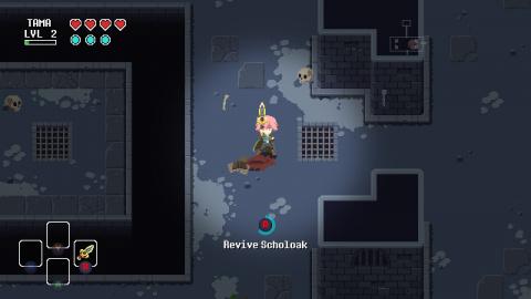 Sword of the Necromancer : L'action-RPG qui ressuscite les morts