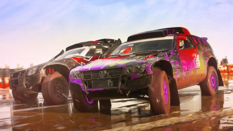 DiRT 5 : Nos vidéos de gameplay capturées sur Xbox Series X