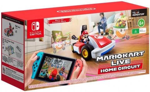 Promo E.Leclerc: Mario Kart Live Home Circuit à -19%