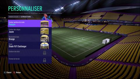 FIFA 21, FUT : comment bien personnaliser son stade, notre guide