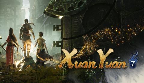 Xuan-Yuan Sword VII sur PS4