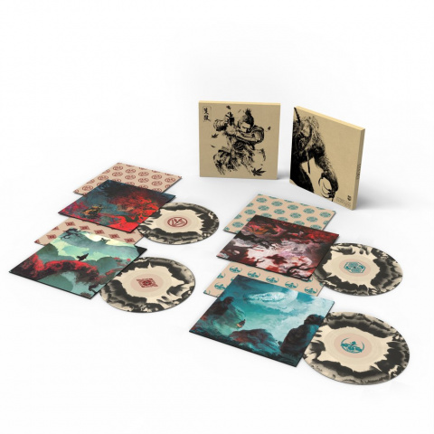 Sekiro Shadows Die Twice : Laced Records dévoile ses vinyles