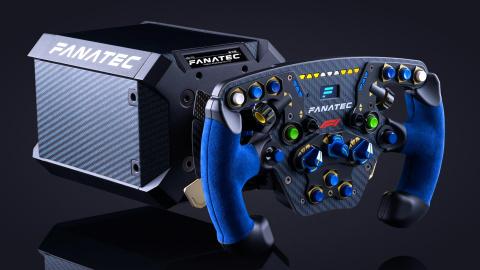 Test du Fanatec Podium Racing Wheel F1 DD1 : le meilleur des volants ?