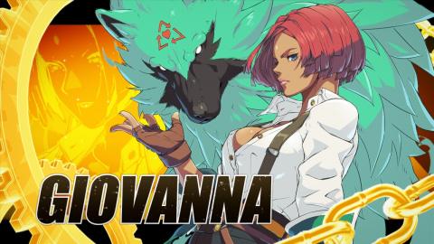 Guilty Gear Strive trouve sa date de sortie, Giovanna et Anji Mito annoncés dans le roster