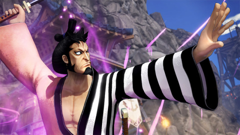 [MàJ] One Piece : Pirate Warriors 4 - Kinemon fera partie du troisième pack de personnages