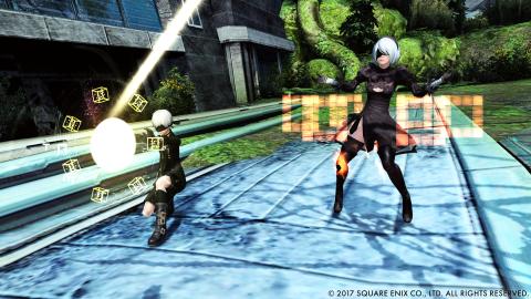 Phantasy Star Online 2 dévoile trois packs cosmétiques dédiés à NieR : Automata
