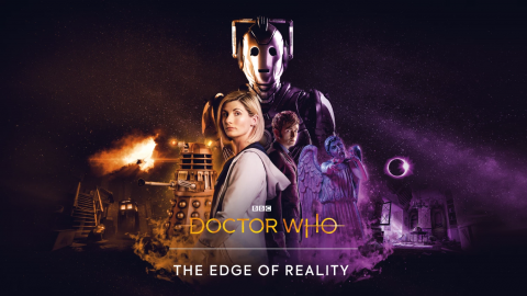 Doctor Who : The Edge Of Reality sur PS4