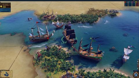 Civilization VI : La mise à jour d'octobre se présente en vidéo