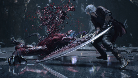 Devil May Cry 5 : Special Edition - Le ray tracing se montre à nouveau en images