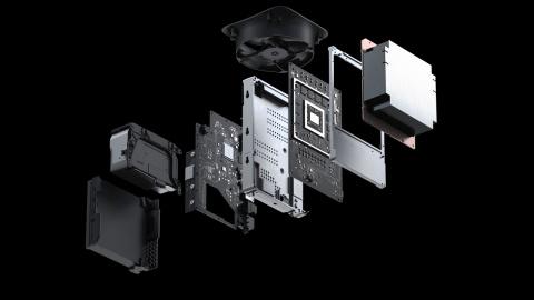 Xbox Series X : nous avons mesuré sa température et le bruit de sa ventilation